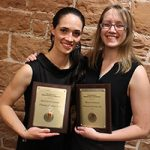 Lundgren and Stephanz Named MSE Outstanding Seniors