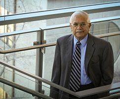 Virkar Named Distinguished ACS Lifetime Member