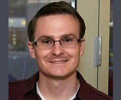Joshua Winger named COE Outstanding Teaching Assistant