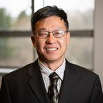 Liu recognized with Faculty Award