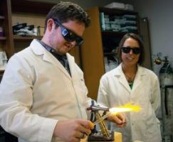 Metallurgical Engineering Senior, Jerry Howard, offered NSF Graduate Research Fellowship