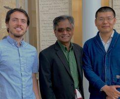 Prof. Chandran Led Team Receives ARPA-E Ultimate Grant Award